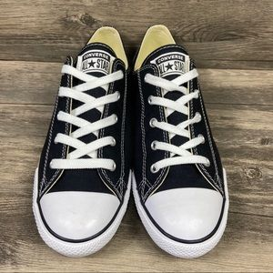 Converse Shoes - NEW Converse CTAS Dainty Ox Black & White